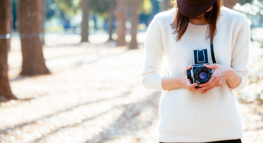 小平市の地域密着ポスティング情報誌ぷてぃ - カメラで取材